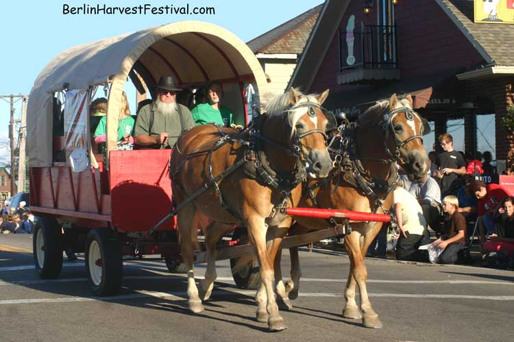 Berlin Harvest Festival Parade